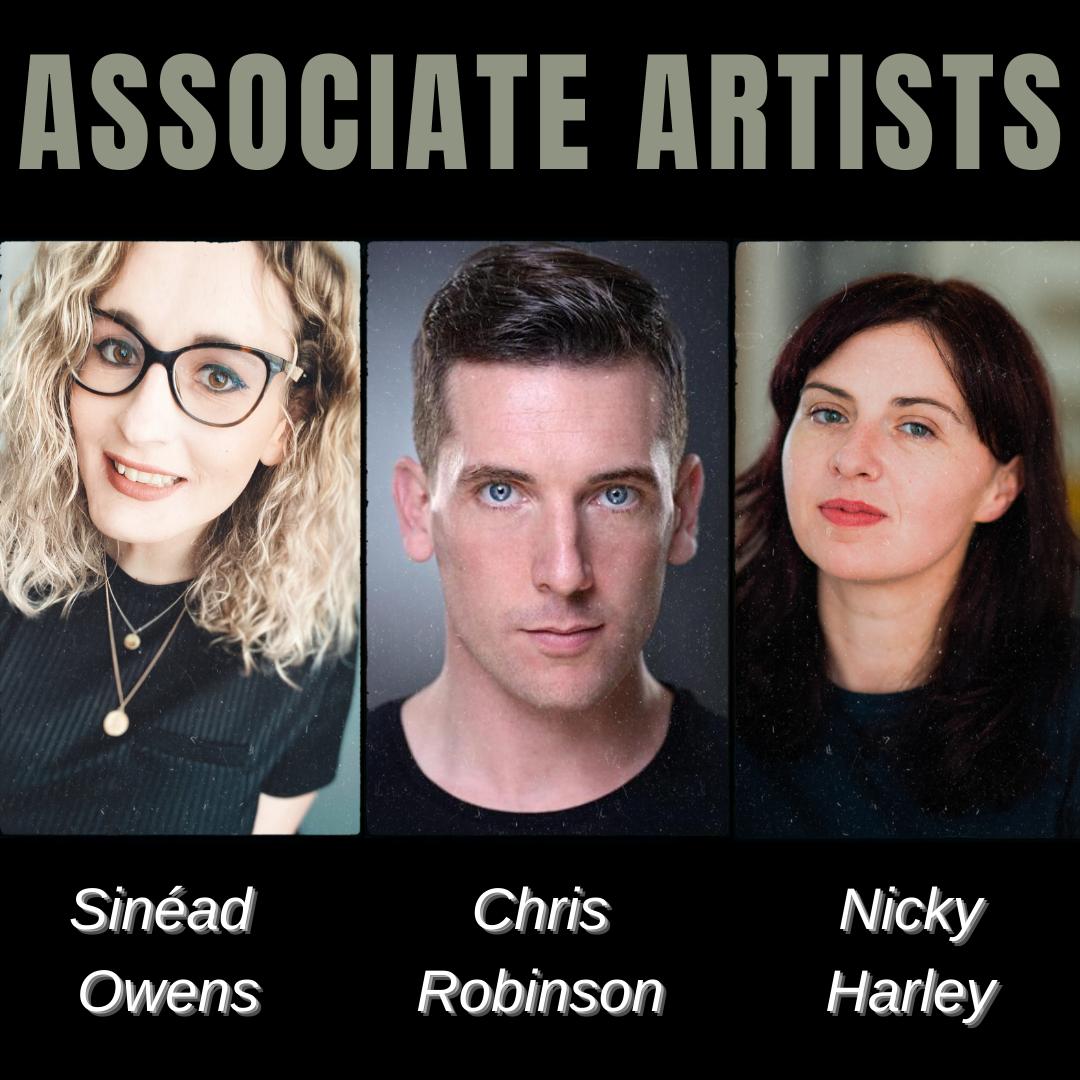 Associate Artists joining the team!