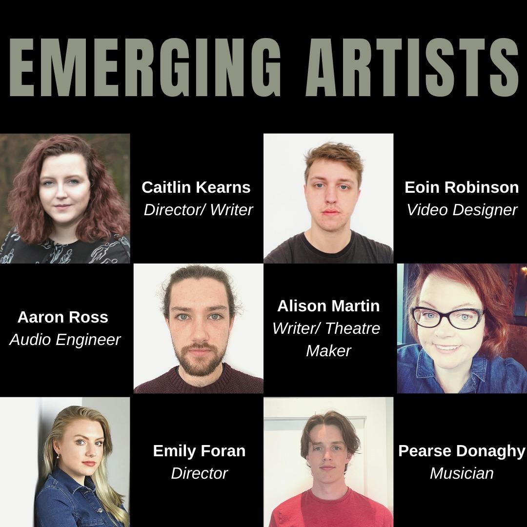 Early Career Artists Announced
