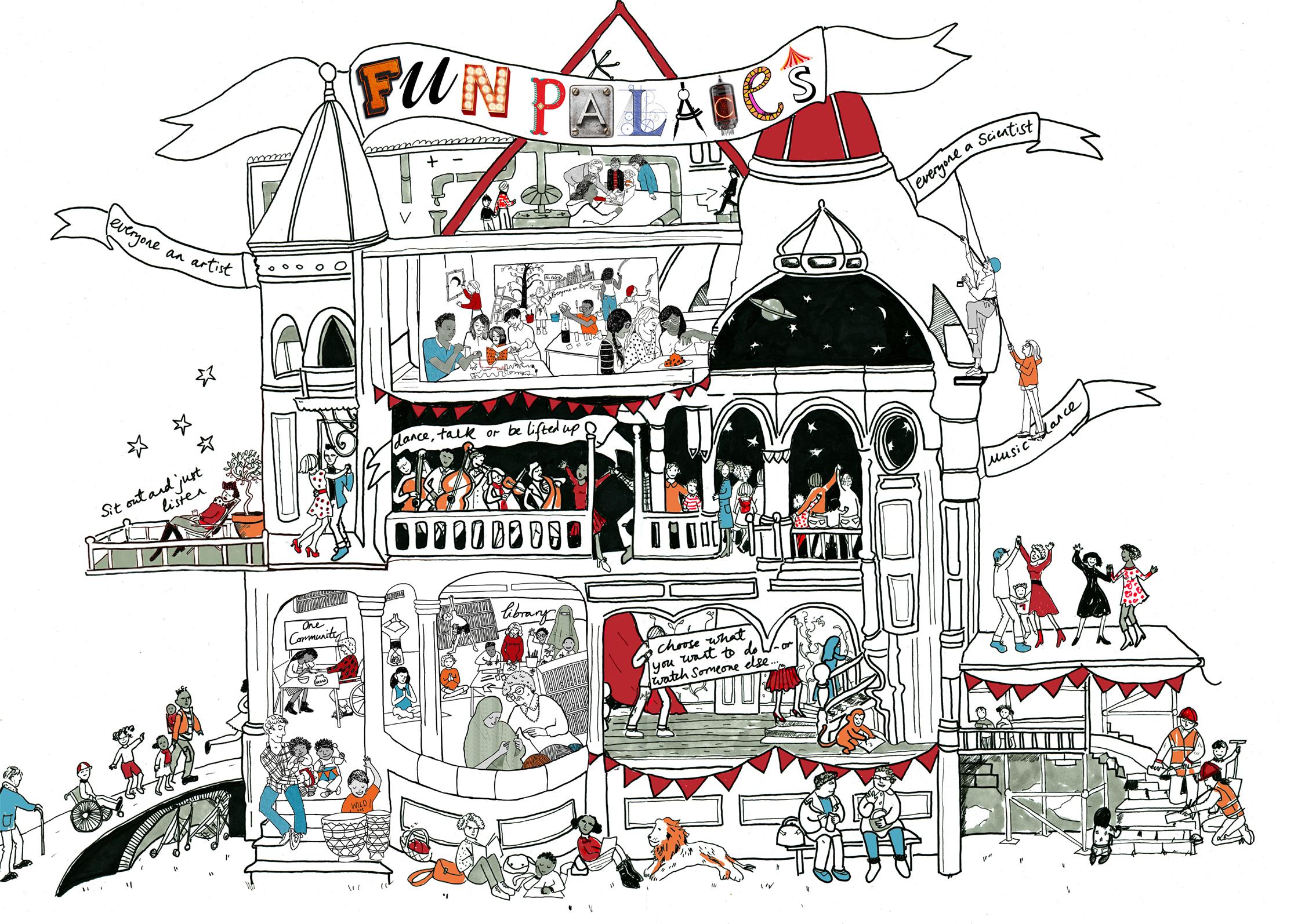 fun palaces